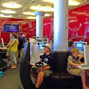 Интернет-кафе Гагино