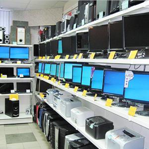 Компьютерные магазины Гагино