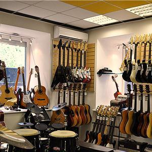 Музыкальные магазины Гагино