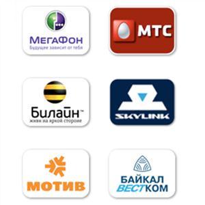 Операторы сотовой связи Гагино