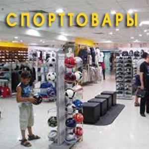 Спортивные магазины Гагино