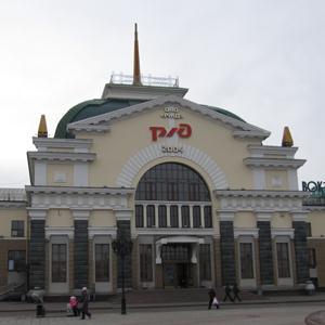 Железнодорожные вокзалы Гагино