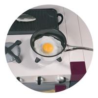 Европейский ресторан Cmyk - иконка «кухня» в Гагино